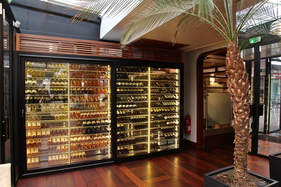 cave vin et am nagement armoire vin climatis e tastvin la ciotat 13. Black Bedroom Furniture Sets. Home Design Ideas