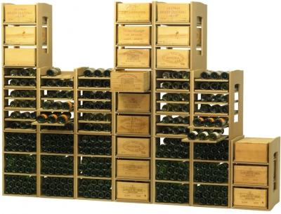 am nagement de cave vin avec le rangement cavicase pour bouteilles tastvin la ciotat. Black Bedroom Furniture Sets. Home Design Ideas