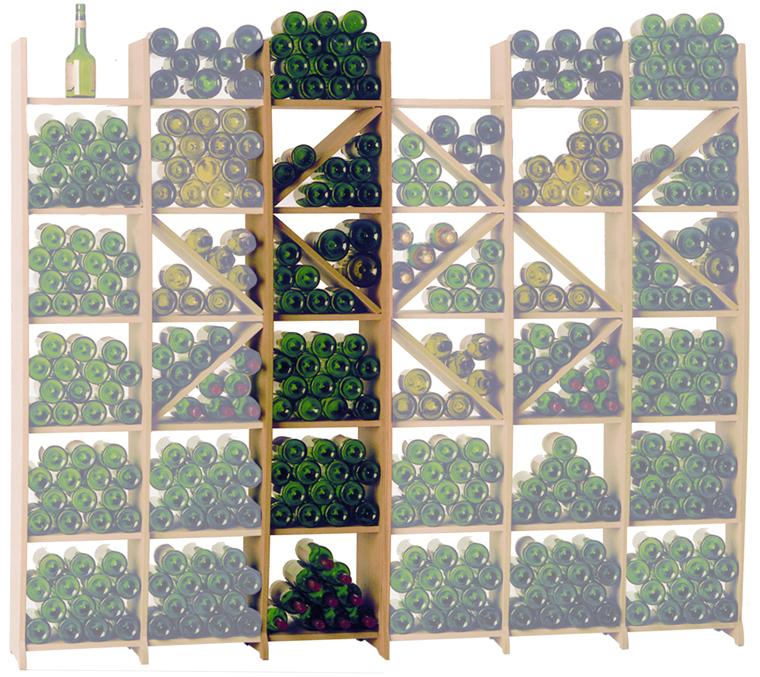 casier de rangement pour bouteilles de vin am nagement de cave vin bouches du rh ne 13 paca. Black Bedroom Furniture Sets. Home Design Ideas