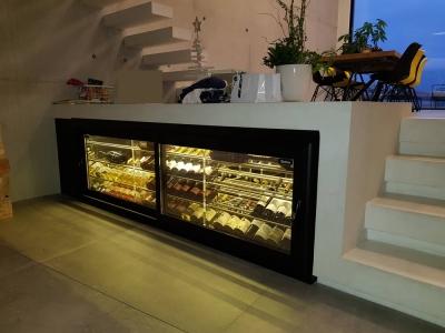 Cave a vin sur mesure, vitrée, de luxe - fabricant Tastvin ...